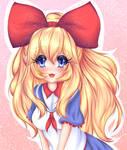 Blonde Cutie