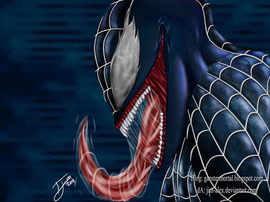 Venom by jim-alex