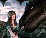 Amor de elfa detalles