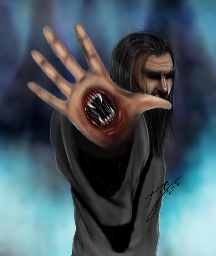 WIP Lovecraft by jim-alex