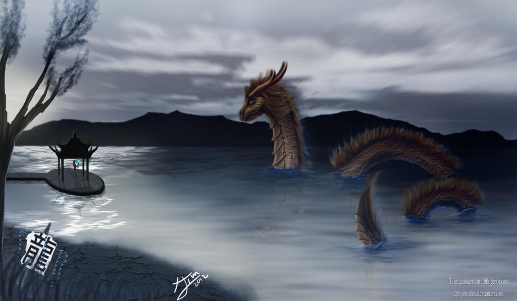 Dragon Chinese by jim-alex