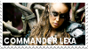 Commander Lexa by DisasterDisorder