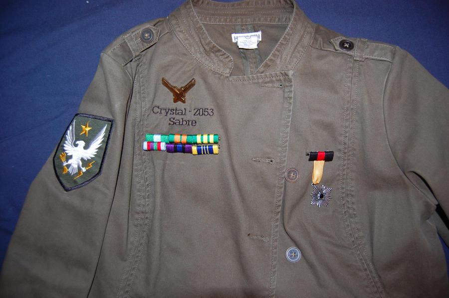 My Halo Jacket by zamba
