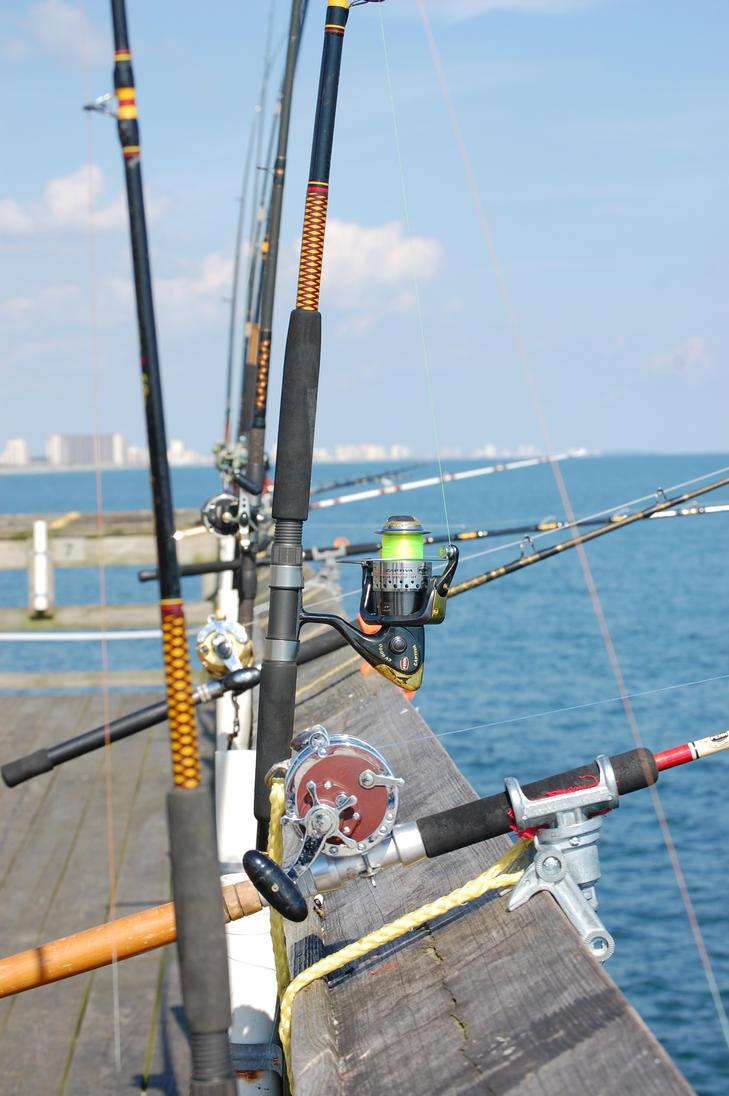 Let's Go Fishing by zamba