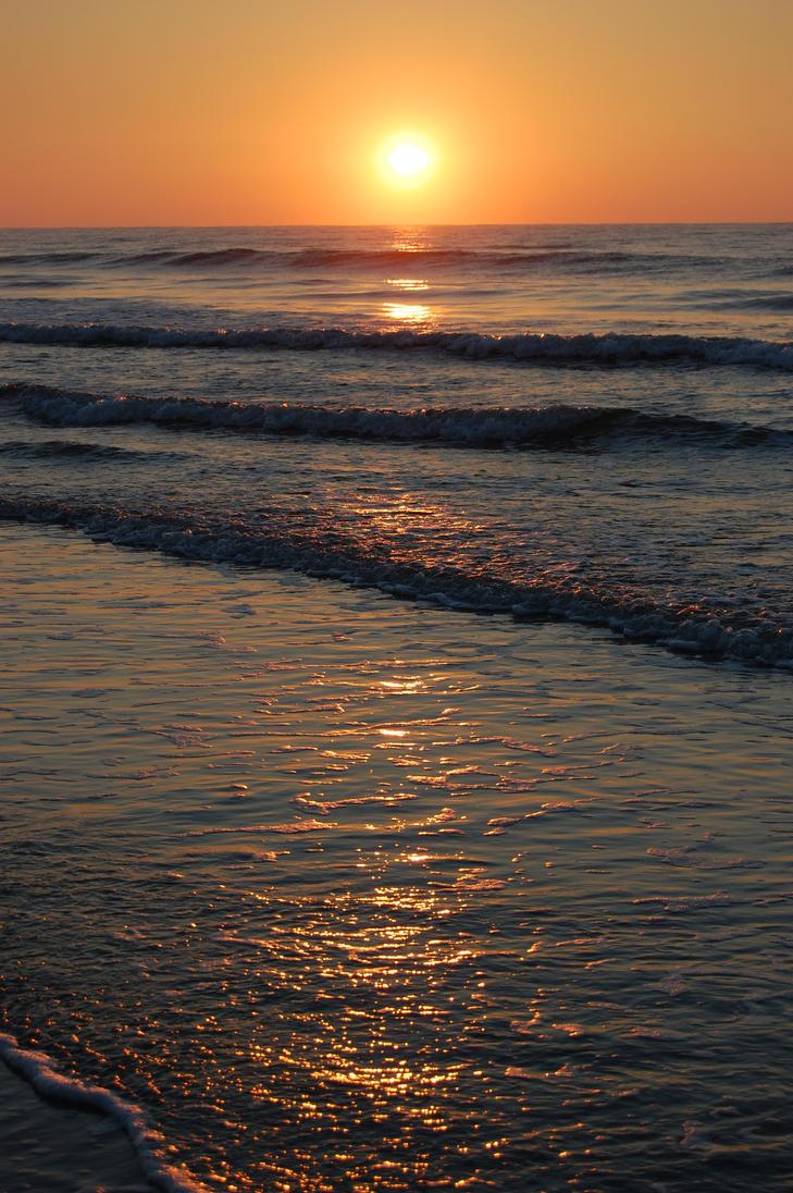 October Sunrise II by zamba