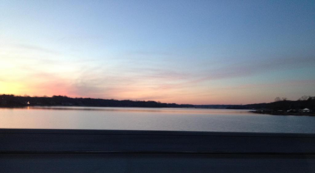 Lake Greenwood Sunset by zamba
