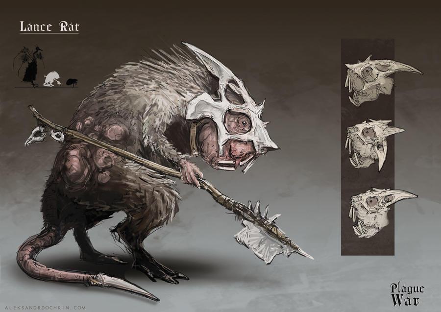 Plague War by Androno25