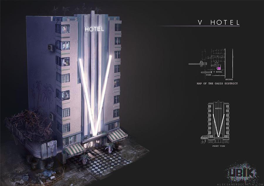 V Hotel by Androno25