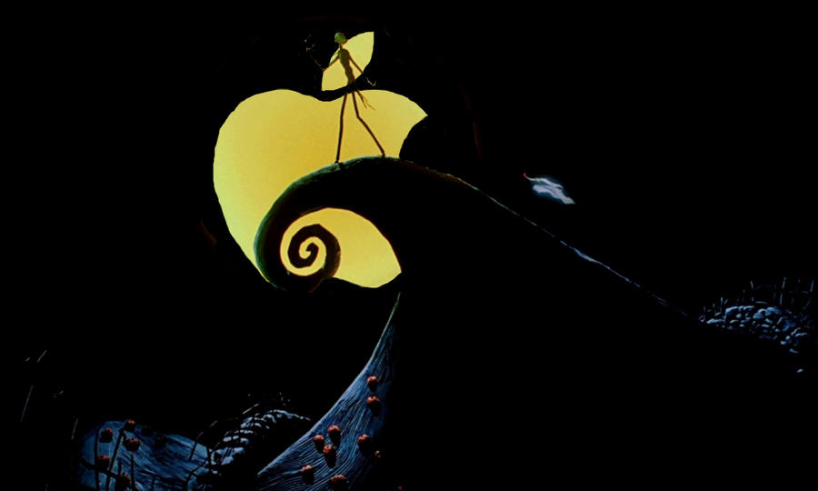 The Nightmare Before Christmas Wallpaper by Blinded-by-Bats on ...