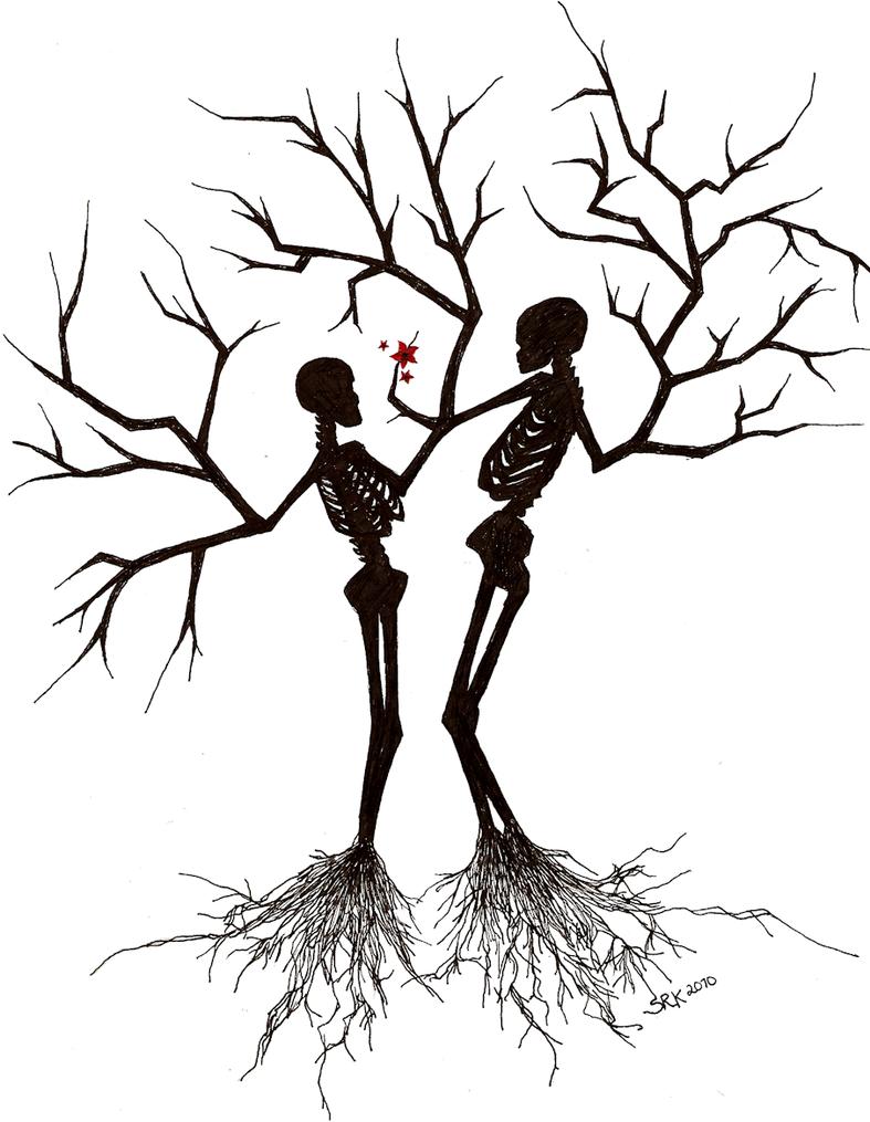 Skeleton trees by sandraen