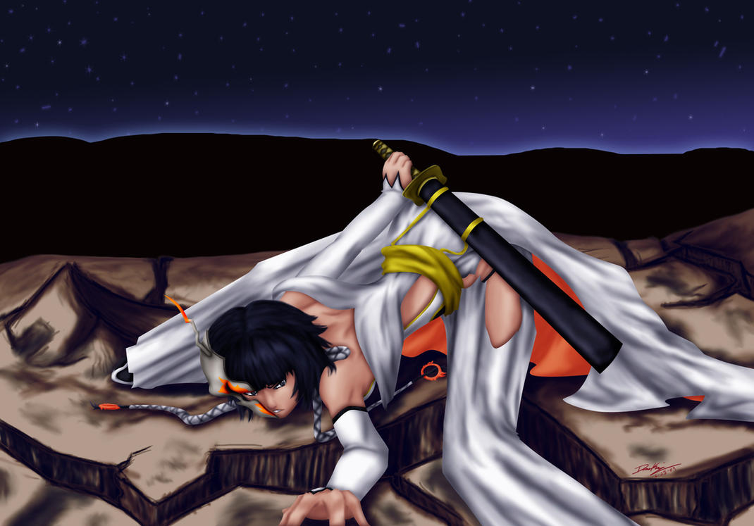 Image de bleach - Page 3 Arrancar_Soi_Fon_v2_by_Ruby_Hime