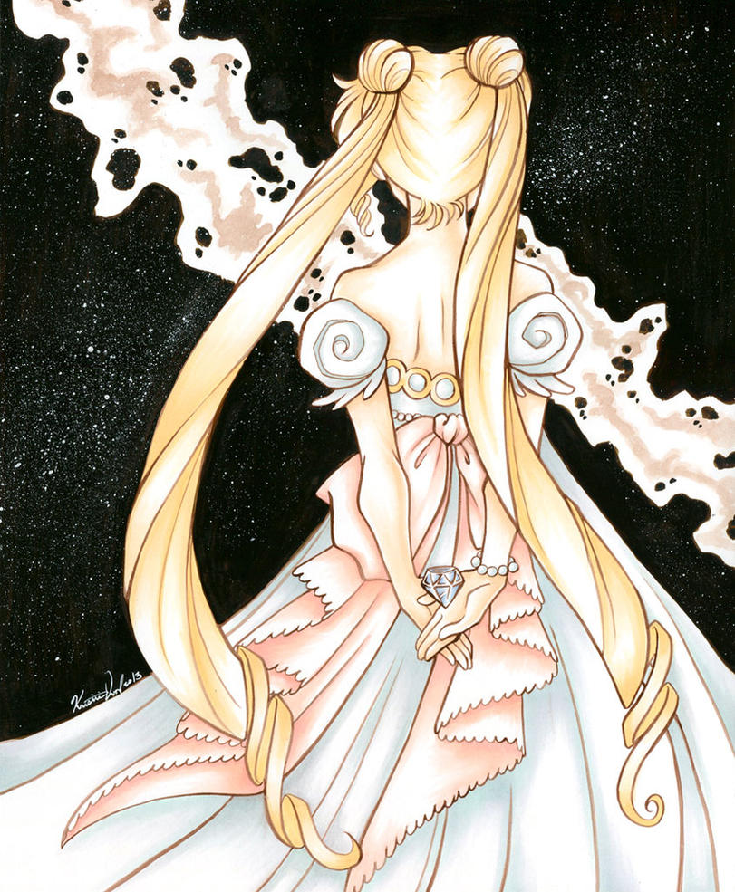 Princess Serenity by Karmada