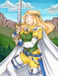 Final Fantasy VI - Celes Chere