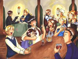 :SE - Happy Belated New Year: by Karmada