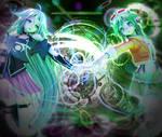 [MMDxVidro] Future's Divas : GUMIA