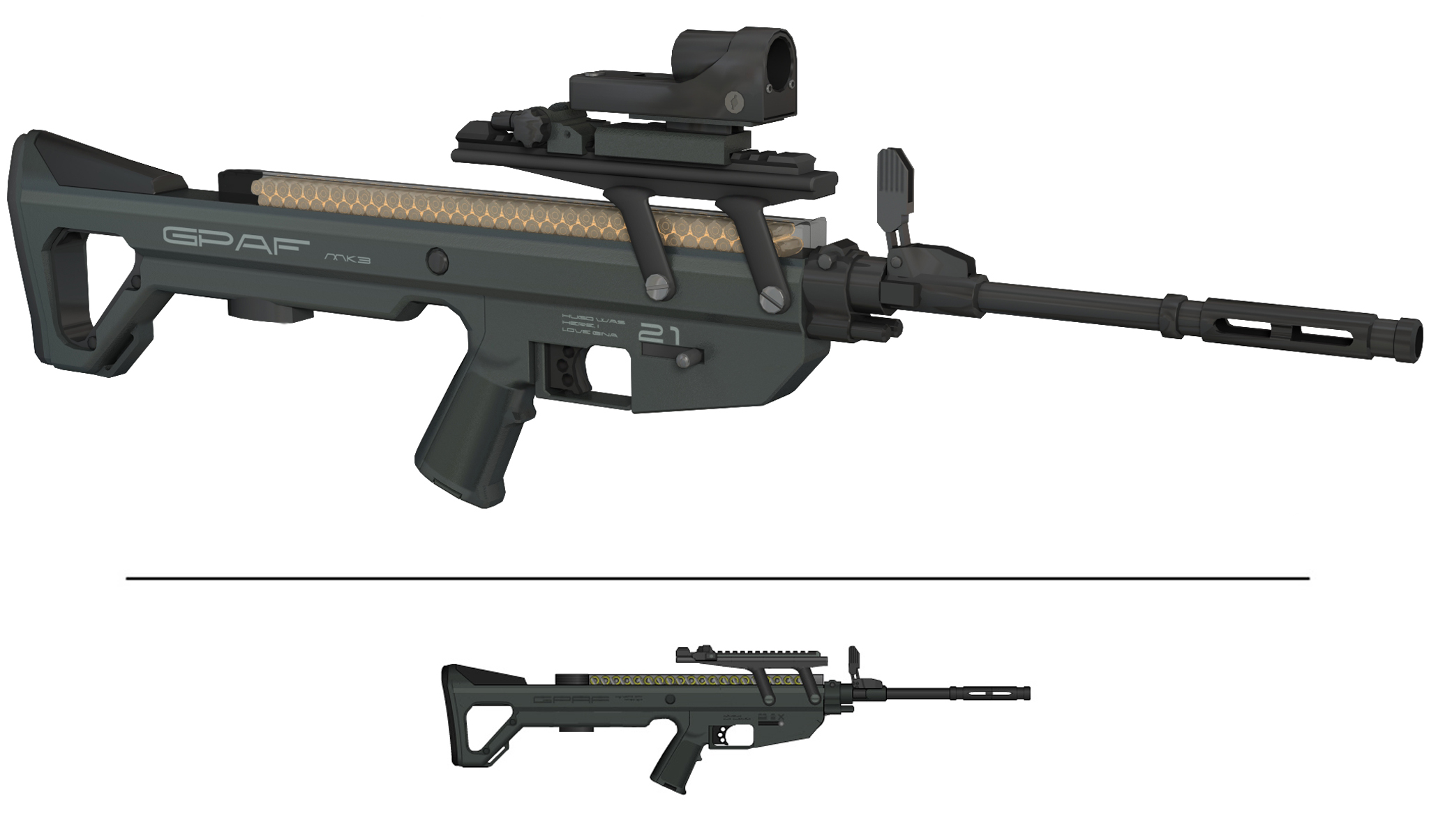 GPAF Mk3 by TheBadPanda2