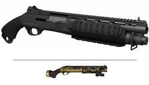 Modified Benelli M4