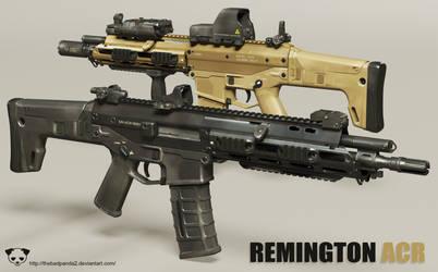 Remington ACR by TheBadPanda2