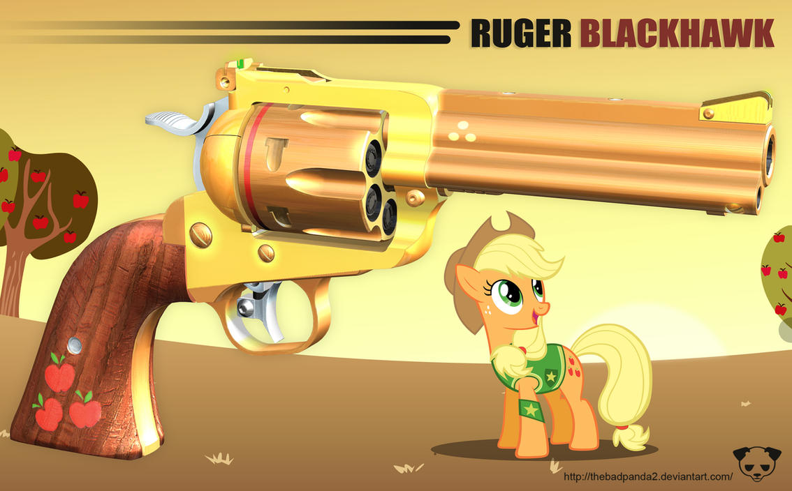Ruger BlackHawk - AppleJack Edition by TheBadPanda2