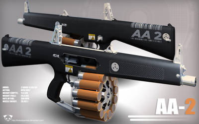 AA-2 Automatic Shotgun
