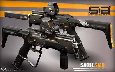 Sable SMG