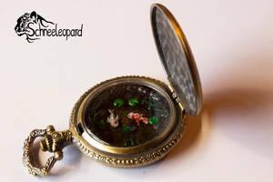 Koipond in a Pocketwatch