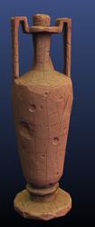 3d Amphora by traumwelt75
