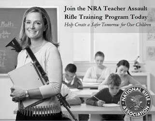 NRA Teacher Training Program by Garveate