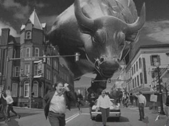 Wall Street Meets Main Street by Garveate