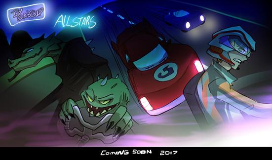 Speed Racer by Blajod