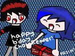 Happy Birthday Choco by perdanizeraving21st