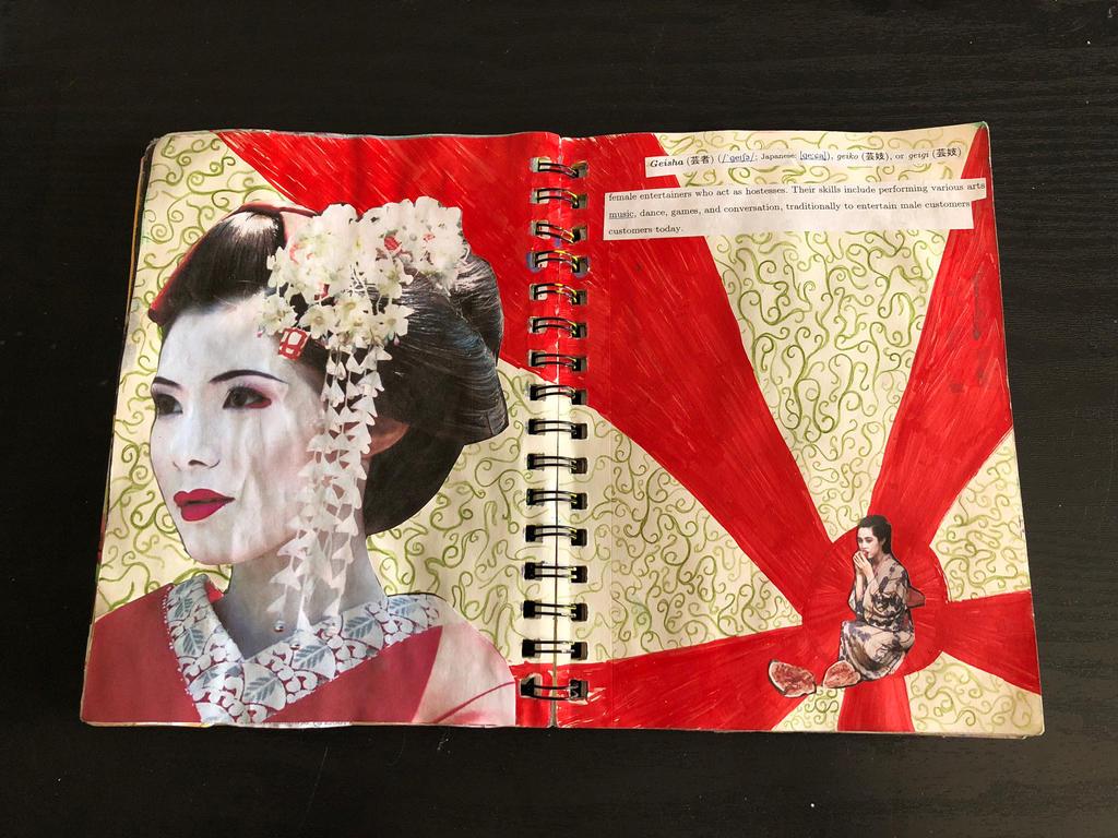 Geisha by epjames