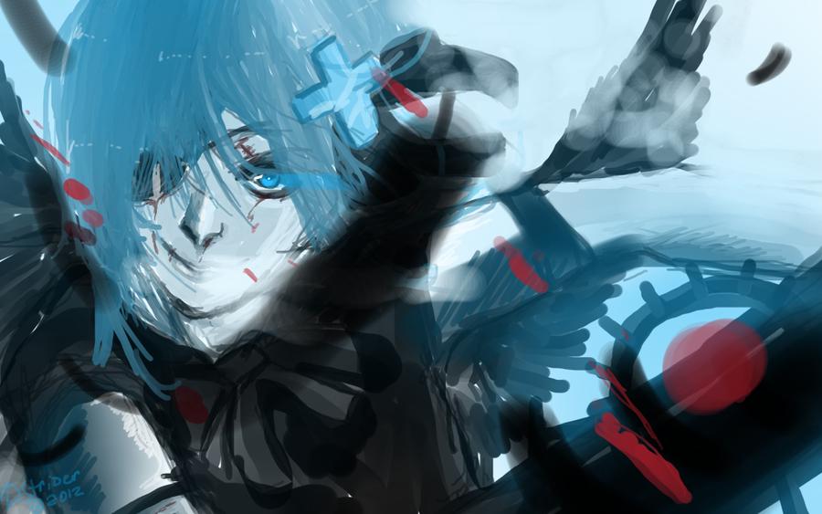cobalt murderer by NeroFarron