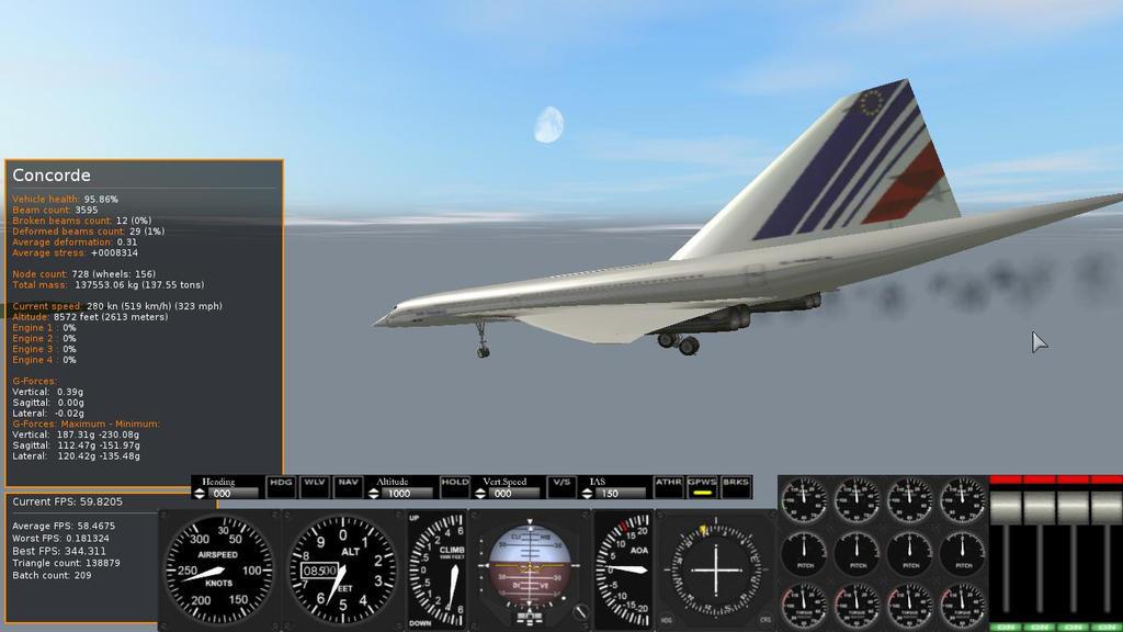 mid flight fire by amdcrash