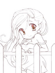 Anime Line art