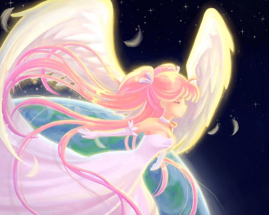 Angel Goddess by DestinyBlue