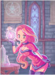 Cute Magic by DestinyBlue