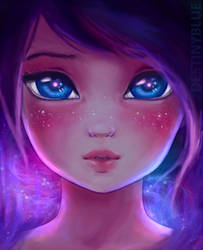Young Universe by DestinyBlue