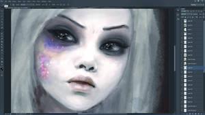 Her Bruised Universe (WIP)