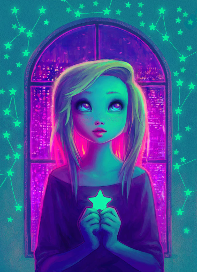 Never Seen Stars by DestinyBlue