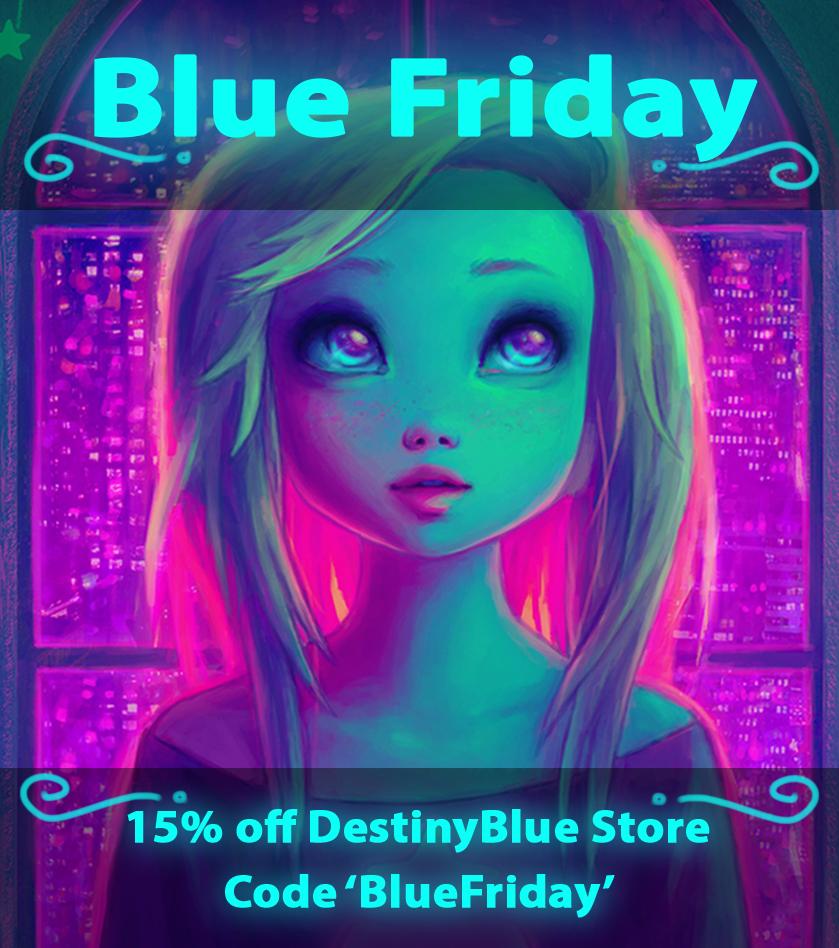 Fbbluefriday by DestinyBlue