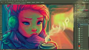 Hot Coffee WIP