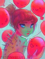Anxiety by DestinyBlue