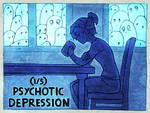 (1/5) Psychotic Depression by DestinyBlue