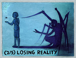 (2/5) Losing Reality by DestinyBlue