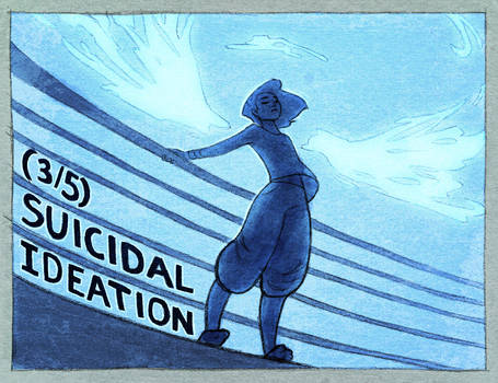 (3/5) Suicidal Ideation