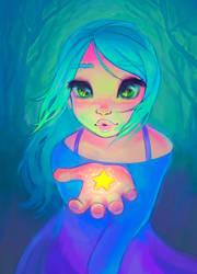 Star - Limited Print by DestinyBlue