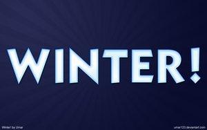 Winter by 365art