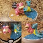 Slowbro Lapras Poke'rarium, Pokemon Pokeball
