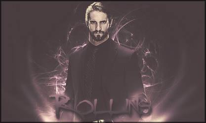 Seth Rollins Signature 2014